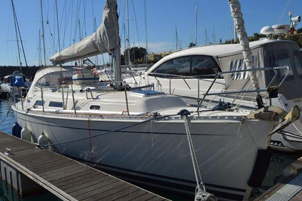 Hanse 341 for sale in Portugal for €50,000 (£43,113)