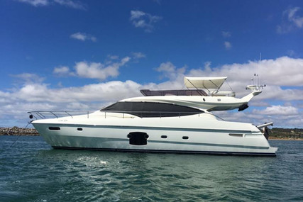 Ferretti 592 for sale in Portugal for €700,000 (£603,584)