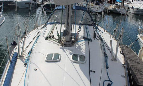 Image of Beneteau First 40.7 for sale in Portugal for €78,000 (£67,839) Lisboa, , Portugal