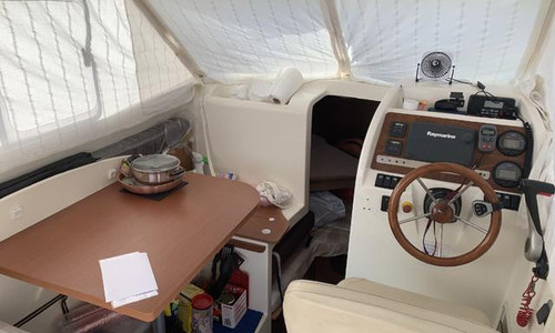 Image of Jeanneau Merry Fisher 725 for sale in Portugal for €40,000 (£34,454) Lisboa, , Portugal