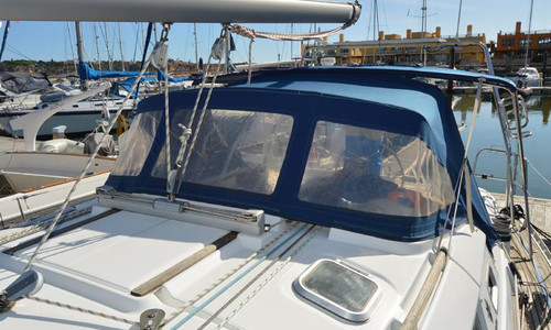 Image of Jeanneau Sun Odyssey 40 DS for sale in Portugal for €70,000 (£60,881) Lisboa, , Portugal