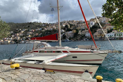 QUORNING BOATS DRAGONFLY 1000 for sale in Greece for €89,000 (£77,379)