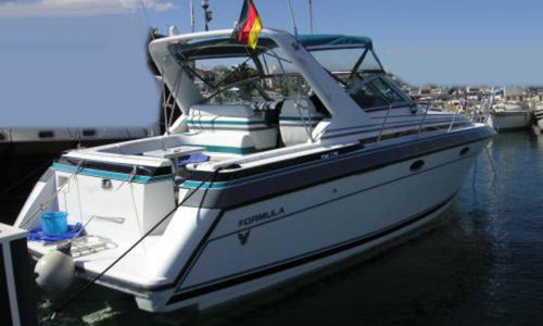 Image of Formula 34 Cruiser for sale in Spain for €30,000 (£25,701) Ibiza, , Spain