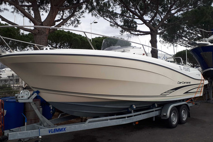 Jeanneau cap camarat 7.5 cc style for sale in France for €48,500 (£41,732)