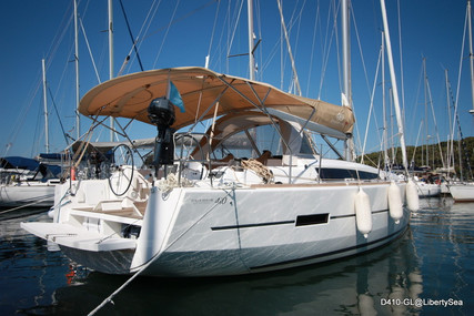 Dufour Yachts 410 Grand Large for sale in France for €155,555 (£134,122)