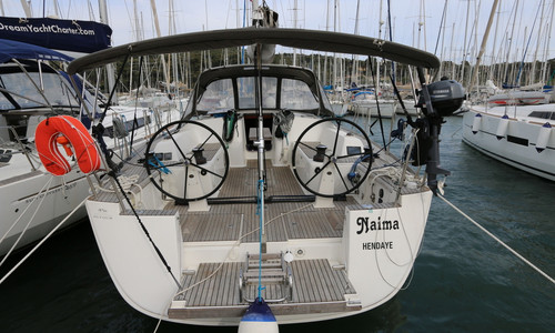 Image of Dufour Yachts 45 E Performance for sale in France for €147,000 (£127,622) SAINT MANDRIER, , France