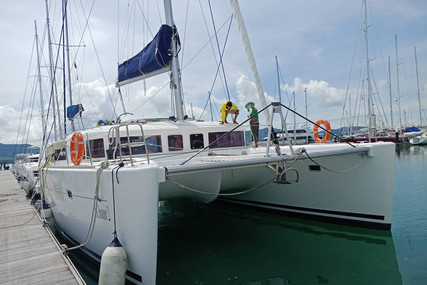 Lagoon 450 for sale in Thailand for €350,000 (£303,617)