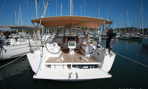 Image of Dufour Yachts 410 Grand Large for sale in France for €155,555 (£132,748) SAINT MANDRIER, , France