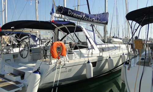 Image of Beneteau Oceanis 48 for sale in France for €165,000 (£142,273) Saint-Mandrier-sur-Mer, Saint-Mandrier-sur-Mer, , France