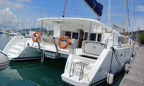 Image of Lagoon 450 for sale in Thailand for €350,000 (£301,319) Phuket, , Thailand