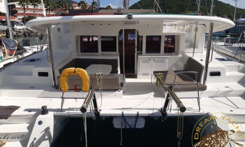 Image of Lagoon 450 for sale in Saint Martin for €340,000 (£291,438) Saint Martin