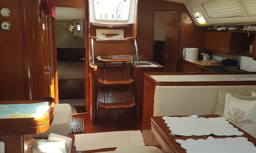 Image of Beneteau Oceanis 50 for sale in Greece for €160,000 (£136,118) Greece