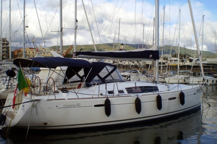 Beneteau Oceanis 46 for sale in Italy for €115,000 (£99,840)