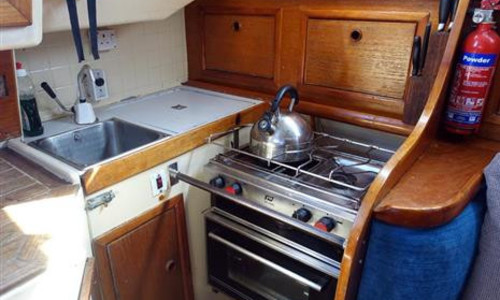 Image of Sadler 29 for sale in United Kingdom for £12,995 Burnham-on-Crouch, , United Kingdom