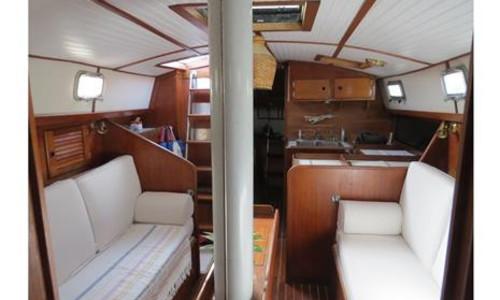 Image of Pearson 424 for sale in United Kingdom for $55,000 (£39,554) Grenada W.I., , United Kingdom