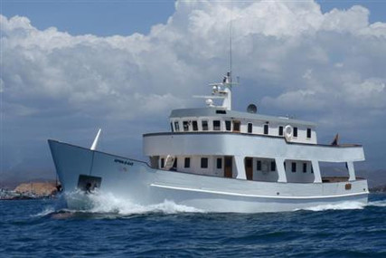 Custombuilt STEEL 20 TRAWLER for sale in Saint Vincent and the Grenadines for $640,000 (£452,227)