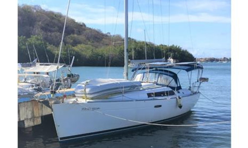 Image of Beneteau Oceanis 37 for sale in Saint Vincent and the Grenadines for $98,900 (£70,719) Grenada W.I., Saint Vincent and the Grenadines
