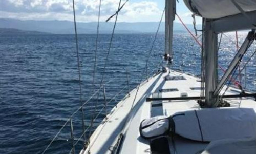 Image of Beneteau Oceanis 55 for sale in Greece for €395,000 (£339,312) Piraeus, , Greece