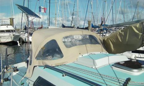 Image of Sigma 33 for sale in France for €15,500 (£13,351) Saint Malo, , France