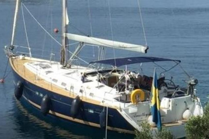 Beneteau Oceanis 523 for sale in Spain for €175,000 (£150,783)