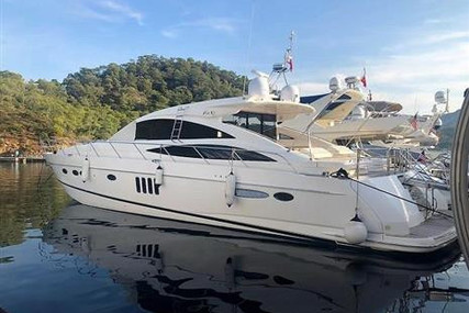 Princess V70 for sale in Turkey for €625,000 (£542,426)