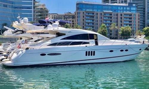 Image of Princess V70 for sale in Turkey for €625,000 (£543,582) Gocek, , Turkey