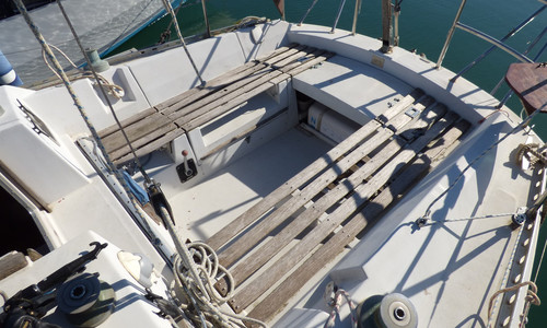 Image of Dufour Yachts GIB SEA 31 for sale in France for €18,000 (£15,509) Languedoc-Roussillon Midi-Pyrénées, , France