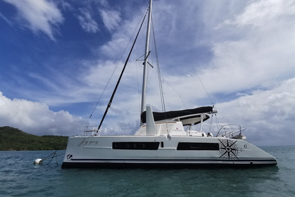 Catana 42 for sale in France for €345,000 (£296,634)