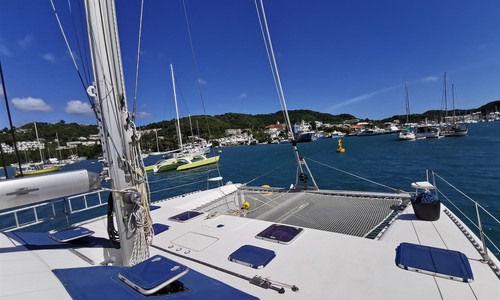 Image of Nautitech 47 for sale in France for €345,000 (£297,163) France