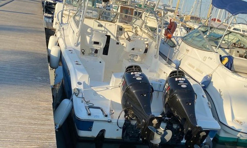 Image of Seafox 256 WA for sale in France for €48,000 (£41,144) Corse, , France