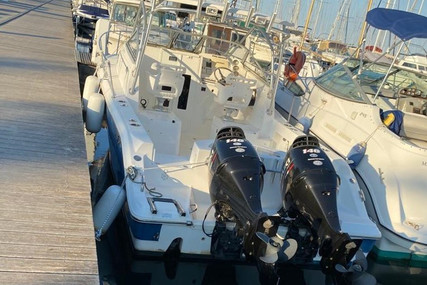 Seafox 256 WA for sale in France for €48,000 (£41,295)