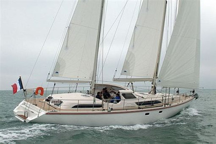 Amel 54 for sale in France for €459,000 (£394,652)