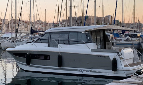 Image of Jeanneau NC 9 for sale in France for €120,000 (£103,466) Var, , France