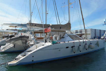 Lagoon 57 for sale in France for €390,000 (£337,800)