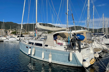 Hanse 350 for sale in France for €65,000 (£55,987)