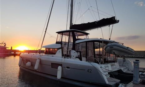 Image of Lagoon 42 for sale in Turkey for €430,000 (£372,446) GIRNE, , Turkey