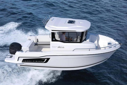 Jeanneau Merry Fisher 605 Marlin for sale in Germany for €21,396 (£18,429)