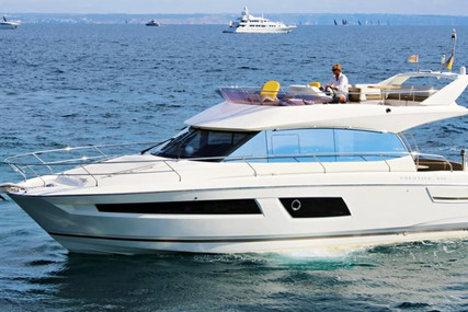 Prestige 450 for sale in Spain for €429,000 (£371,580)