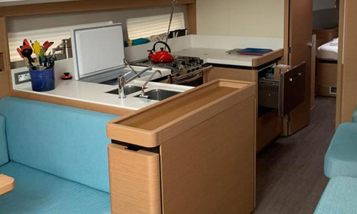 Image of Jeanneau Sun Odyssey 490 for sale in Italy for €329,000 (£285,533) Loano, , Italy