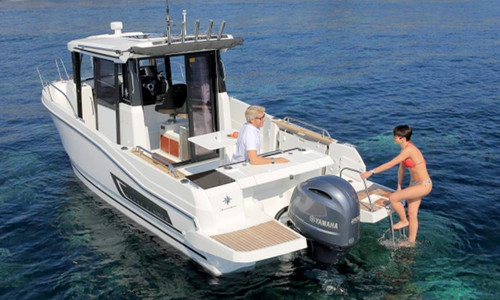 Image of Jeanneau Merry Fisher 795 Marlin for sale in Germany for €84,900 (£73,797) Bönningstedt, , Germany