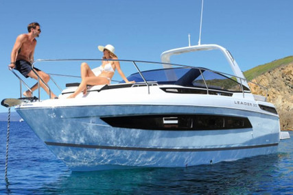 Jeanneau Leader 30 for sale in Germany for €188,424 (£162,471)