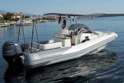Zodiac NZO 700 for sale in Croatia for €89,900 (£77,867)