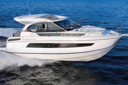 Jeanneau Leader 33 for sale in Germany for €319,900 (£277,082)