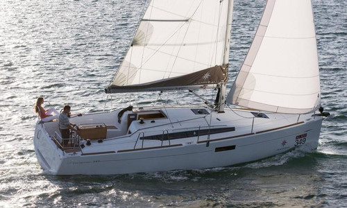 Image of Jeanneau Sun Odyssey 349 for sale in Germany for €129,950 (£111,967) Flensburg, , Germany