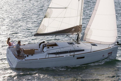 Jeanneau Sun Odyssey 349 for sale in Germany for €129,950 (£112,557)