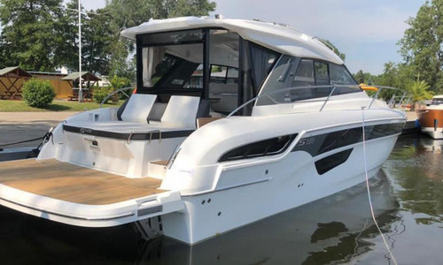 Image of Bavaria Yachts BAVARIA SPORT 45 COUPE for sale in Germany for €449,000 (£390,282) Müritz, , Germany