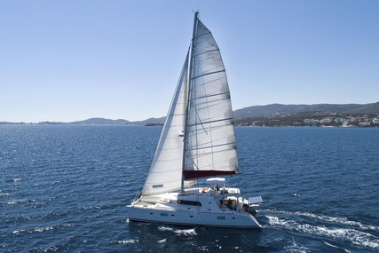 Lagoon 500 for sale in Spain for €495,000 (£430,266)