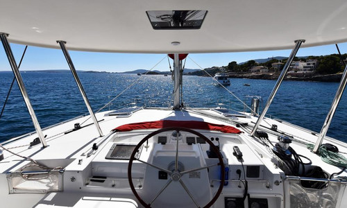 Image of Lagoon 500 for sale in Spain for €495,000 (£423,994) Palma de Mallorca, , Spain