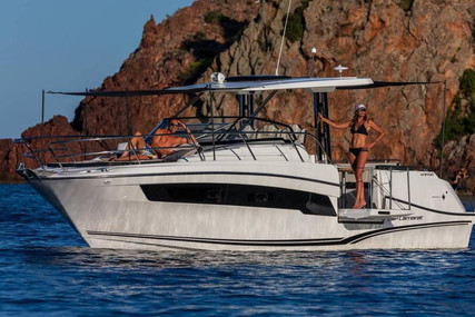 Jeanneau Cap Camarat 10.5 WA for sale in Germany for €225,696 (£196,295)