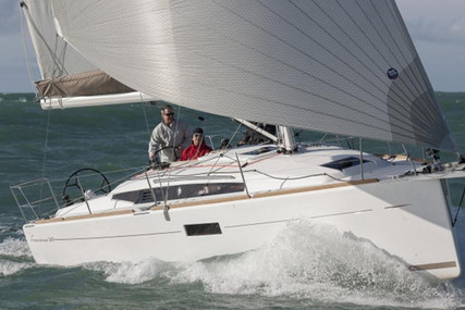 Jeanneau Sun Odyssey 349 for sale in Germany for €149,900 (£129,836)
